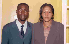 Bishop Dr Stephen and Rev Gladys Mwakibinga